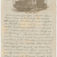 1917-07-06 Bob Browning to Karl Hoffman Page 3