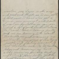 1917-09-25 Harvey Wertz to Mr. L.A. Wertz Page 3