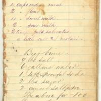 New Hampshire cookbook, 1840