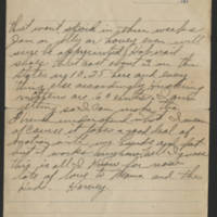 1918-01-01 Harvey Wertz to Mr. L.A. Wertz Page 2