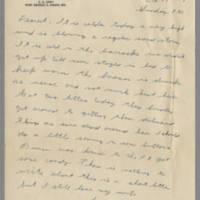 1942-12-14 Lloyd Davis to Laura Davis