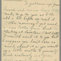 1918-02-18 Daphne Reynolds to Conger Reynolds Page 1