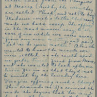 1919-06-30 Daphne Reynolds to Mary Goodenough Page 2