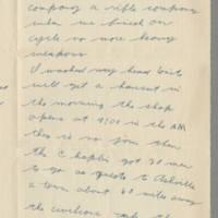 1942-09-12 Lloyd Davis to Laura Davis Page 3