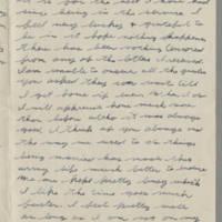 1943-10-03 Lloyd Davis to Laura Davis Page 3