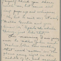 1918-09-07 Daphne Reynolds to Conger Reynolds Page 4