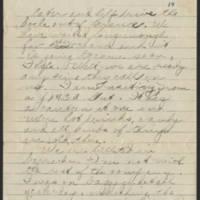 1918-09-30 Thomas Messenger to Mr. & Mrs. N.H. Messenger Page 3