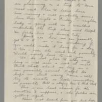 1942-10-24 Freda Caldwell to Laura Frances Davis