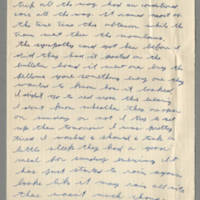 1942-09-06 Lloyd Davis to Laura Davis Page 1