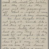 1942-07-26 Freda Crippen to Laura Frances Davis Page 3