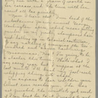 1918-02-20 Daphne Reynolds to Conger Reynolds Page 2