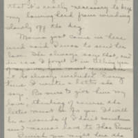 1918-07-14 Daphne Reynolds to Conger Reynolds Page 5