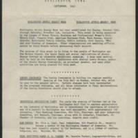 Burlington Chamber of Commerce News Letter