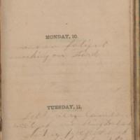 1864-10-09 -- 1864-10-11