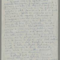 1944-01-23 Helen Fox to Bess Peebles Fox Page 1