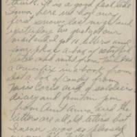 1917-12-18 Harvey Wertz to Mr. L.A. Wertz Page 4