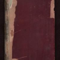 Laura Robinson diary, 1885