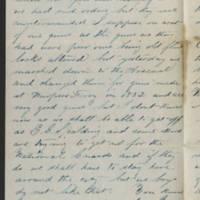 1861-07-12 William E. Thorpe to Alfred Thorpe Page 2