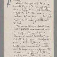 1942-11-30 Laura Davis to Lloyd Davis Page 1