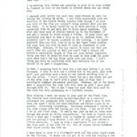 Nile Kinnick correspondence, August-December 1940