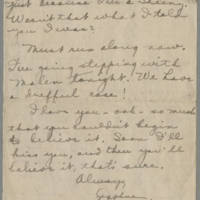 1919-05-02 Daphne Reynolds to Conger Reynolds Page 5