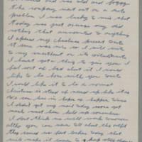 1942-12-24 Lloyd Davis to Laura Davis Page 1