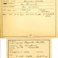 Thomas Wilmer Dewing, egg card # 771u