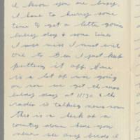 1942-08-19 Lloyd Davis to Laura Davis Page 2