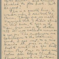 1945-12-28 Helen Fox Angell to Bessie Peebles Fox