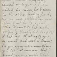 1918-03-06 Daphne Reynolds to Conger Reynolds Page 4