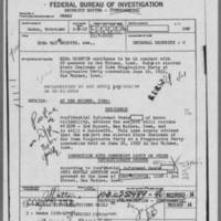 1952-07-08 Omaha Field Office report on Edna Griffin surveillance Page 1