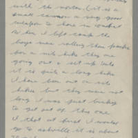 1942-09-18 Lloyd Davis to Laura Davis Page 2