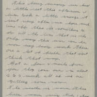 1945-03-18 Lloyd Davis to Laura Davis Page 1
