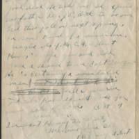 1918-12-03 Harvey Wertz to Mrs. L.A. Wertz Page 4
