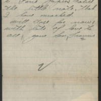 Undated Letter 1