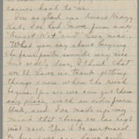 1918-09-24 Daphne Reynolds to Conger Reynolds Page 4