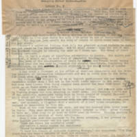 1944-08-23 Letter by W. Earl Hall Page 1