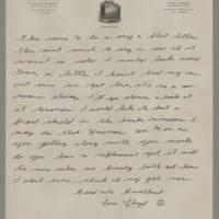 1942-01-08 Lloyd Davis to Laura Davis Page 3