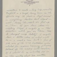 1942-09-17 Maurice Davis to Laura Frances Davis Page 3