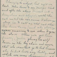 1918-09-07 Daphne Reynolds to Conger Reynolds Page 2