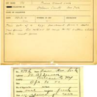 Thomas Wilmer Dewing, egg card # 369