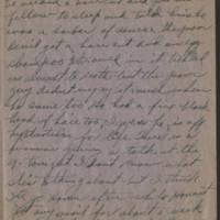 1918-05-24 Harvey Wertz to Mr. L.A. Wertz Page 2