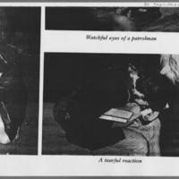 """1972-05-11 Daily Iowan Article: """"""""A look at a demonstration"""""""" Page 6"""