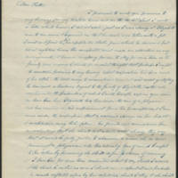 Eno family letters, October 1843-February 1858