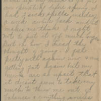 1918-12-22 Letter to Lib Page 2