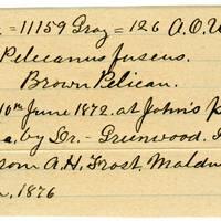 Clinton Mellen Jones, egg card # 117