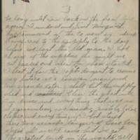 1918-06-10 Harvey Wertz to Mr. L.A. Wertz Page 3