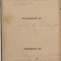 1864-03-22 -- 1864-03-24