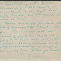 1917-12-19 Daphne Goodenough to Conger Reynolds Page 3