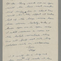 1942-09-22 Lloyd Davis to Laura Davis Page 2